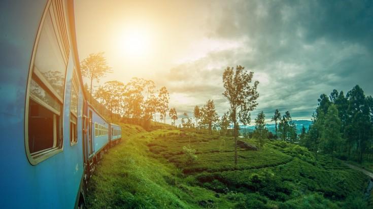 Ella Train Sri Lanka