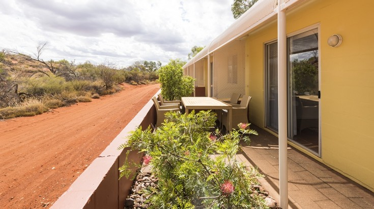 Emu Walk Apartments include a range of 1-2 bedroom apartments.