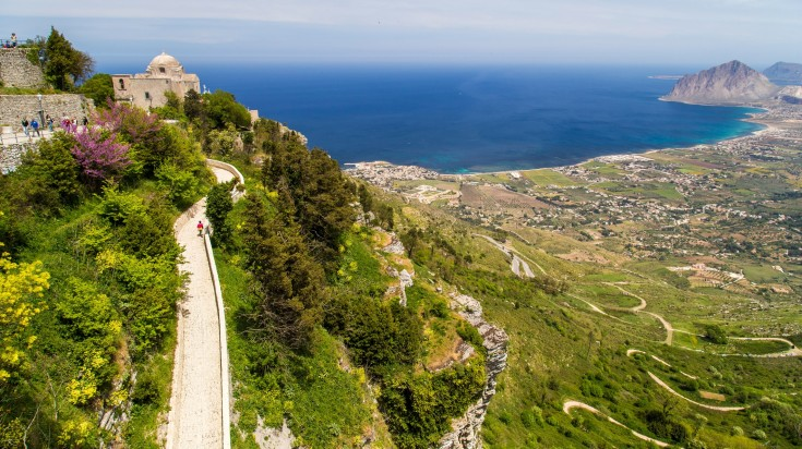 Located in Erice, Giovanni di Erice is a renowned church.