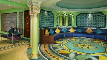 exclusive hotel burj al arab spa