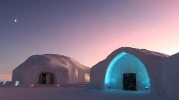 Icehotel in Sweden