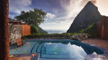Exclusive hotels ladera resort