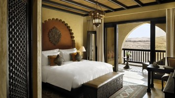 exclusive hotels qasr al sarab desert