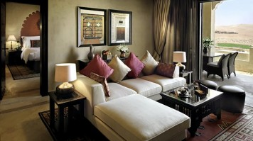 exclusive hotels qasr al sarab suite