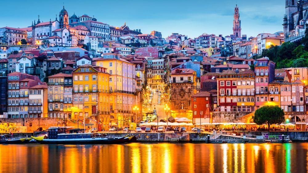 porto portugal tourism