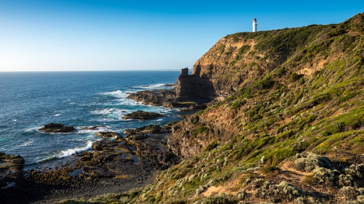 Flinders Chase National Park is the most popular place to hike