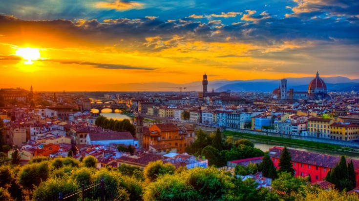 Florence rightfully claims a place on the list of the best cities to visit in Italy.