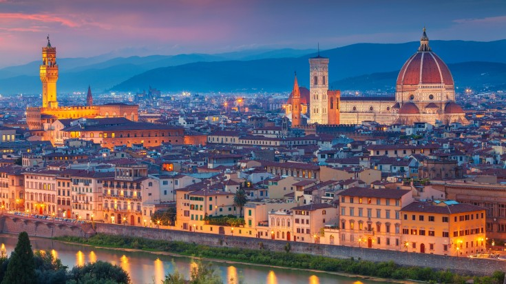 Visit Florence, one of the best places to visit in Italy and enjoy the breathtaking artwork in the cradle of the Renaissance.