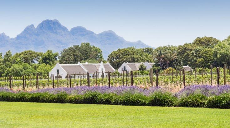 Franschhoek is a small and one of the oldest towns of South Africa.