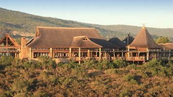 Garden Route Game Lodge near Cape Town
