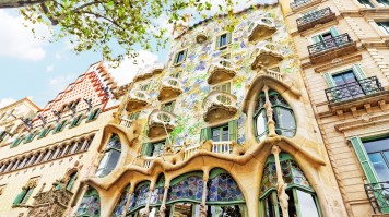 Gaudi Attractions in Barcelona