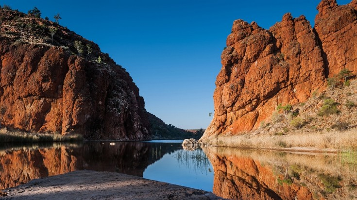 Alice Springs is the gateway to most of Australia's outbacks
