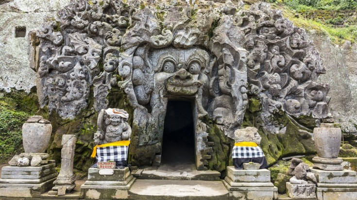 Goa Gajah is one of the oldest places to visit in Bali.