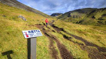 The Golden Circle Iceland Tour  involves scenic treks in Reykjadalur