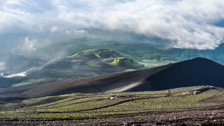 When you're climbing Mount Fuji keep in mind that Gotemba trail is the longest trail covering 19.5 km in distance.