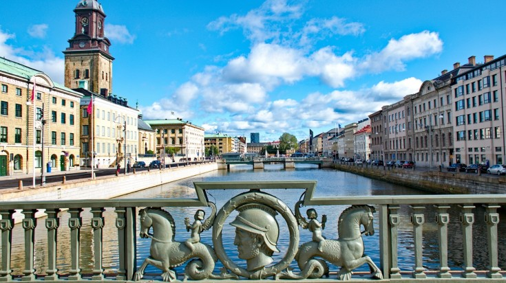 Gothenburg is a fresh take on Sweden.