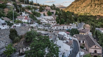 Sacromonte is a beautiful village in Granada