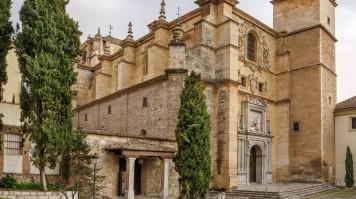 Saint Jerome in Granada