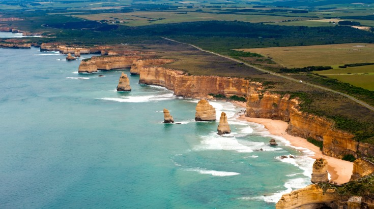Great Ocean Road and Twelve Apostles