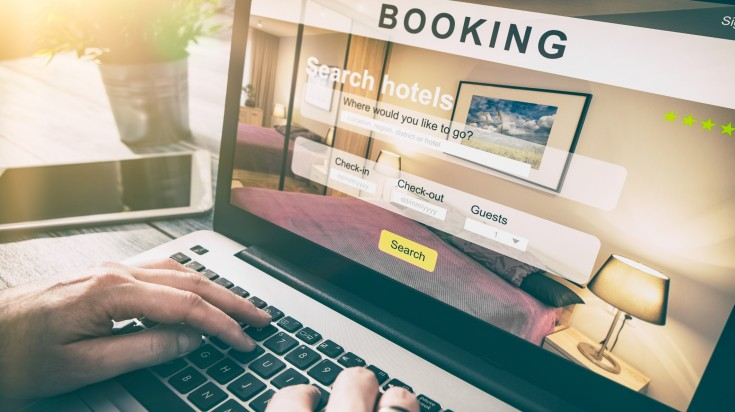 Don't wait until the last moment to book your hotel