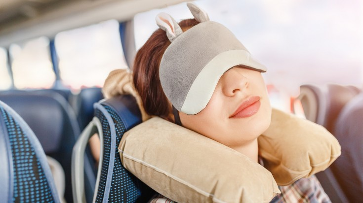 Sleeper trains and buses are a lot cheaper than airplanes