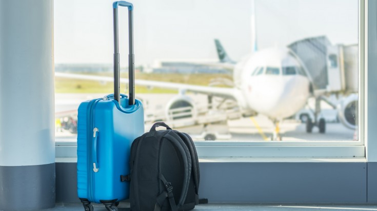 When you travel with hand luggage only, you save time and money