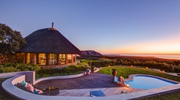 Grootbos Garden Lodge accommodation with pool