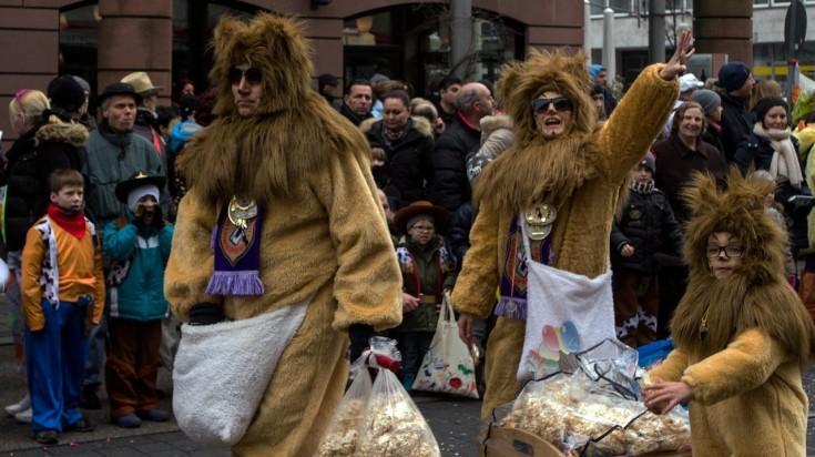 Halloween like traditions around the world Denmark