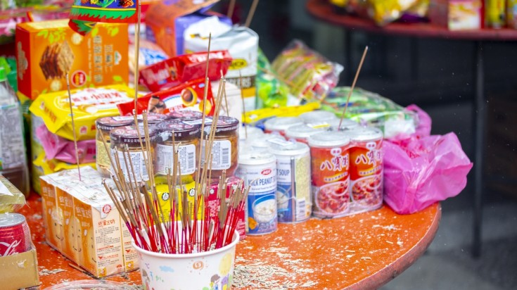 Halloween like traditions around the world Hong Kong
