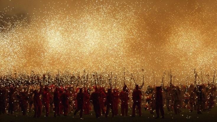 Halloween like traditions around the world Spain