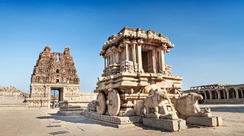 Hampi is a must visit when on a trip to India