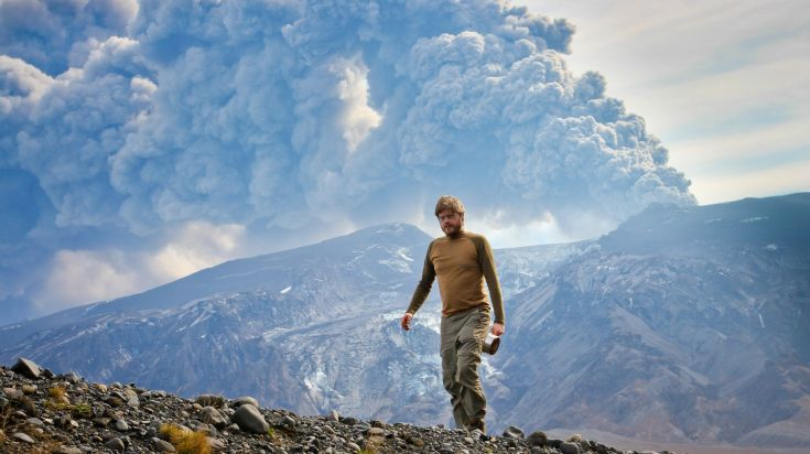Day hikes around Eyjafjallajökull Volcano is safe