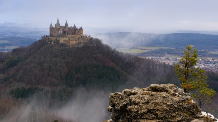 Albsteig is a beautiful trail for hiking in Germany