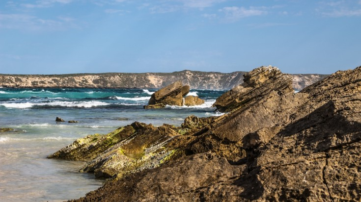Honeymoon in Australia, Eyre Peninsula