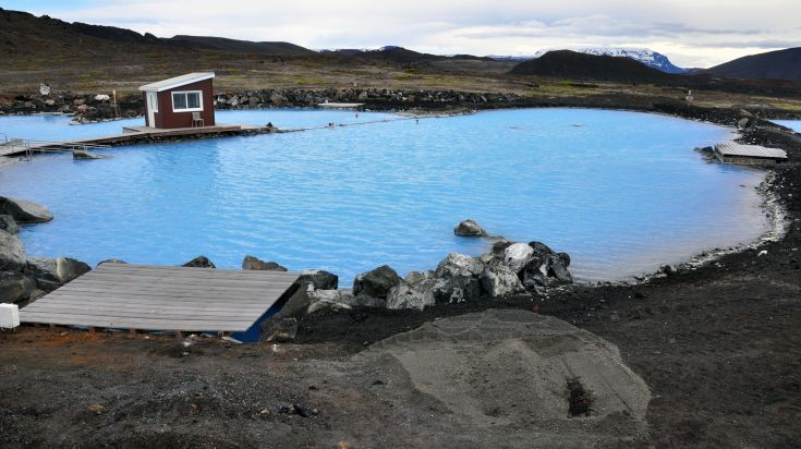 Hot Springs in Iceland - Beyond The Blue Lagoon | Bookmundi