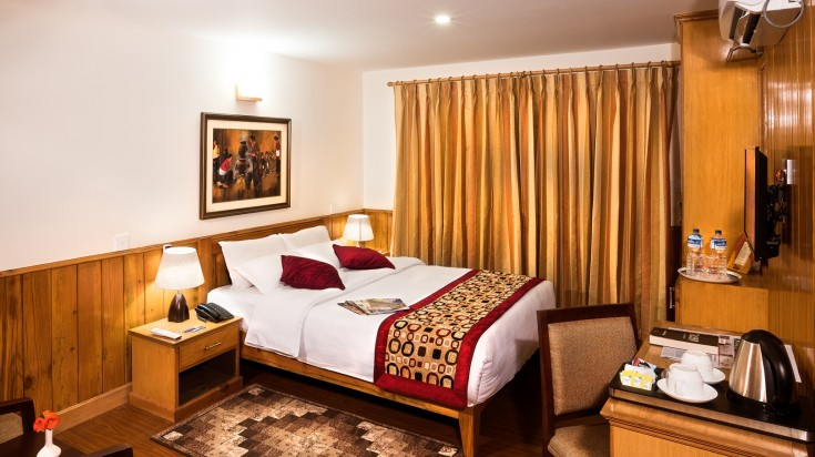 Hotel Country Villa is a great weekend gateway in Kathmandu