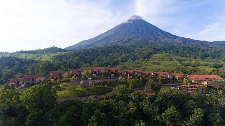 Hotel Arenal Kioro is one of the best places to stay near Arenal Volcano.