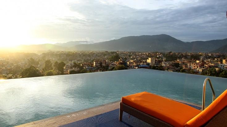 Hotel Shambala Pool Boutique Hotel in Kathmandu
