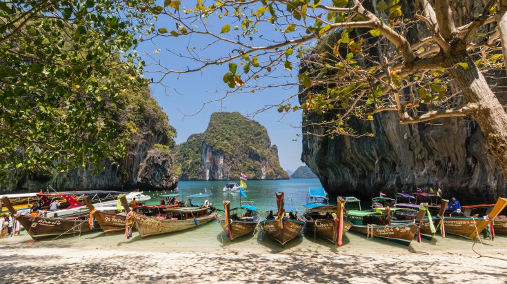 The islands of Thailand are a sight to behold.