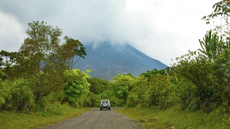 How to get from San Jose to La Fortuna