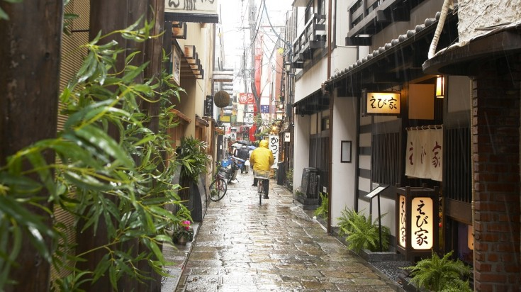 Located in Minami, Hozenji Alley is an off the beaten path in Japan waiting to be explored.