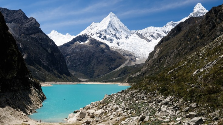 The stunning high-level circuit trek around the Cordillera Huayhuash
