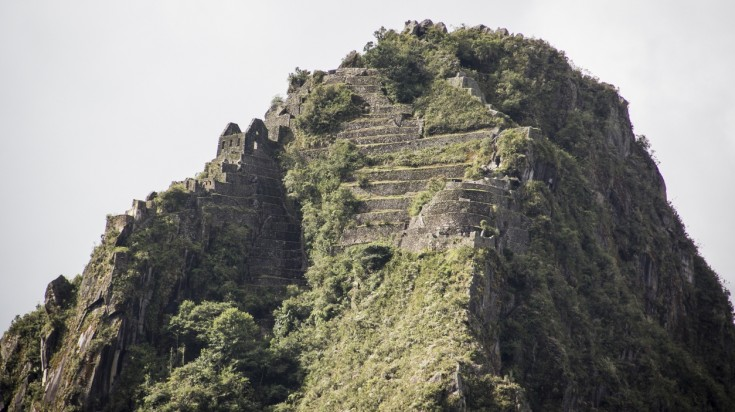 Huayna Picchu hike will introduce you to tough uphill trails