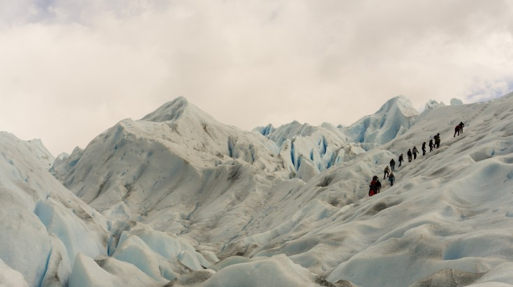 Ice Hiking in Perito Moreno Glacier