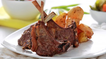Lamb is a Iceland food staple