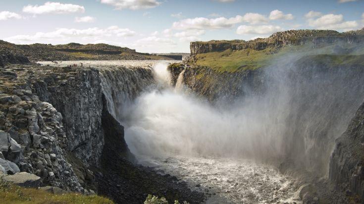Iceland Jökulsárgljúfur National Park