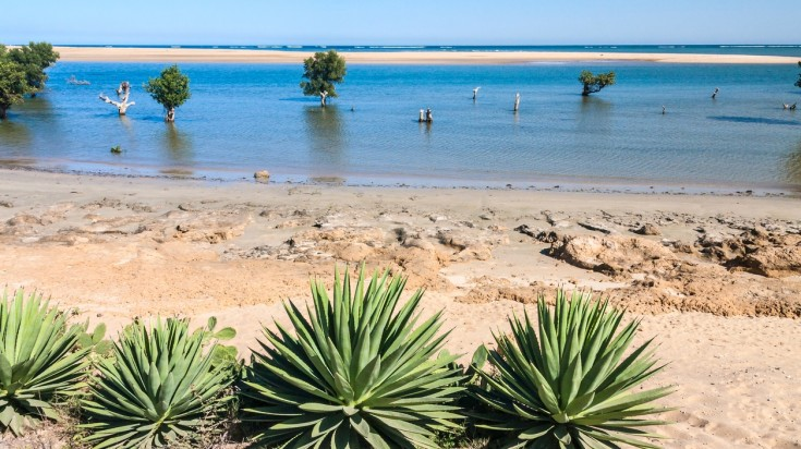 Ifaty in Madagascar is the perfect example of the best beaches