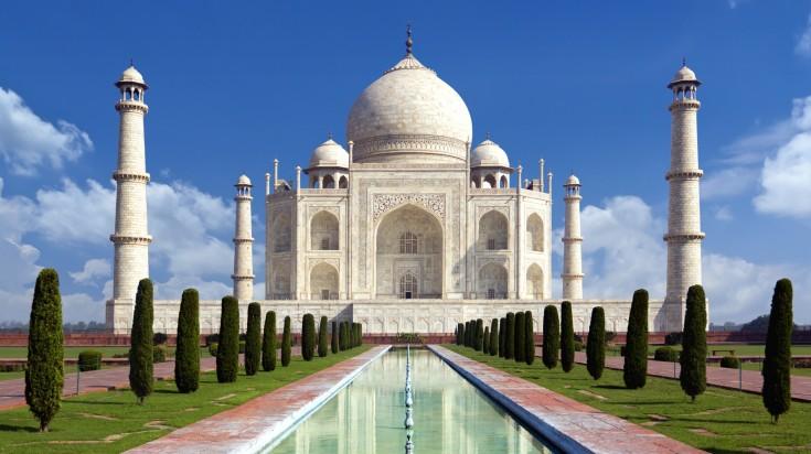 Taj Mahal in Delhi