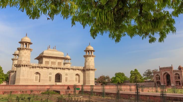 Baby Taj in India