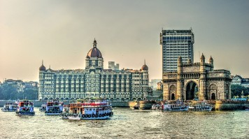 India itinerary in mumbai